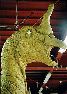 チンタオサウルス 恐竜の制作・...